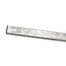 Nelikantpost 40x60mm, pikkusega 4600 mm Zn (seina paksus 1,5 mm)