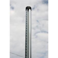 Aiapost Ø50, kõrgus 2450 mm, Zn