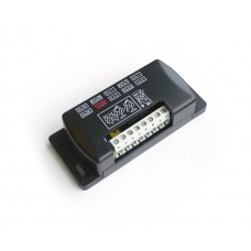 Vastuvõtja korpuses FLOX2R, kaks kanalit, muutuv kood