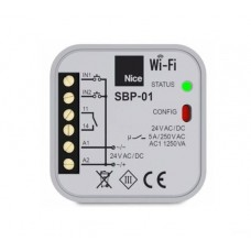 SBP-01 Wi-Fi interface