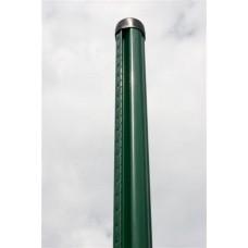 Aiapost Ø50, kõrgus 2150 mm, RAL6005