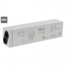 Juhtseade TT1N signaali edastamiseks ühele 230 V mootorile max 500 W, sisseehitatud kaugjuhitav vastuvõtja