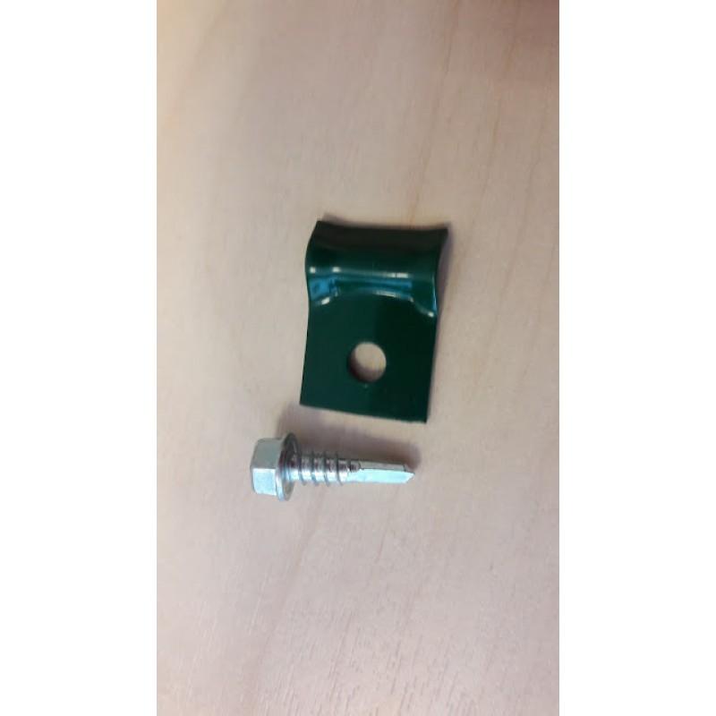 a0b48546233 Poolkuu kinnitusklamber 20x30mm (5mm paneelidele), isepuuriva ...